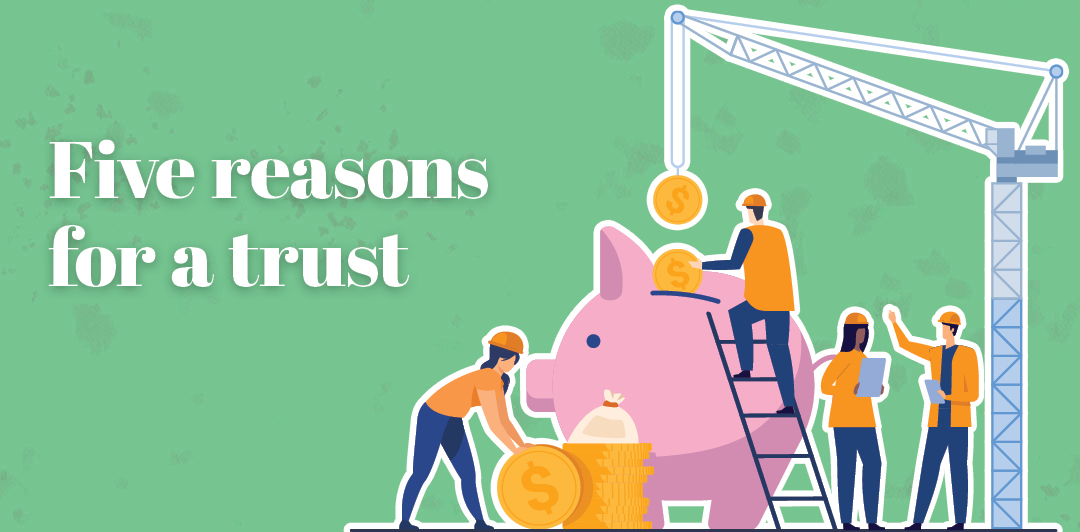 Five Reasons for a Trust